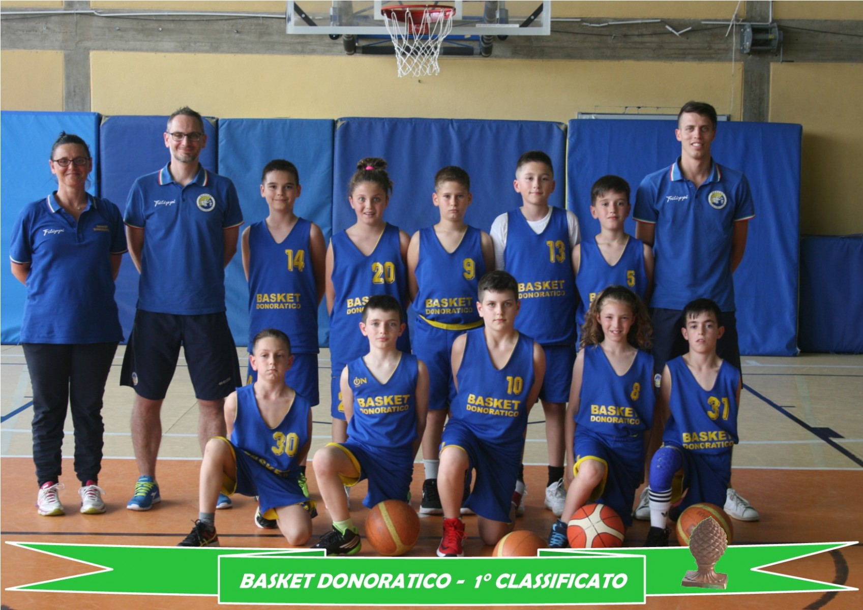 Basket-Donoratico